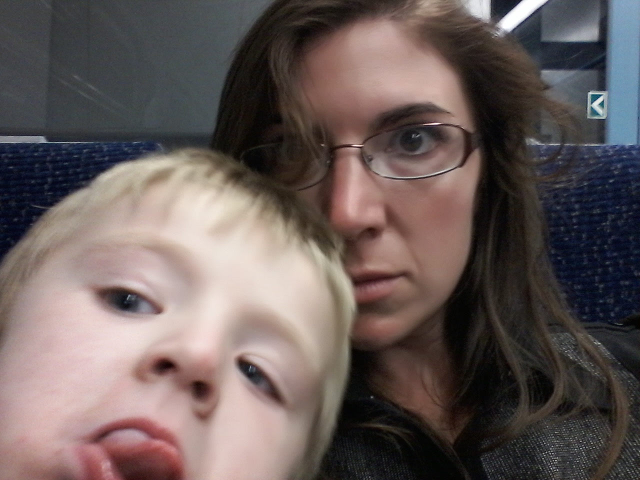 Single-Parent Travelling Hell